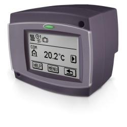Régulation climatique CMP25-2 avec servomoteur 10Nm, 230V