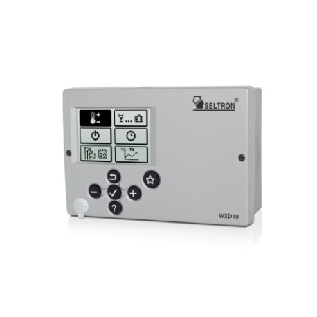 Régulation PROMATIC WXD10B chaudière primaire/secondaire