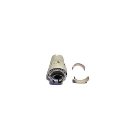 Etapes montage bague de sécurité (2 éléments à clipper)
