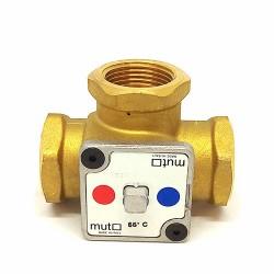 Vanne 3 voies Anti condensation - 1''- 55 °C - 5 à 110°C max.- PN10 - Kvs 9