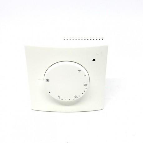 Thermostat électromécanique d'ambiance: avec voyant