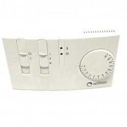 Thermostat pour ventilo convecteur 230V