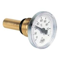 Thermomètre avec doigt de gant